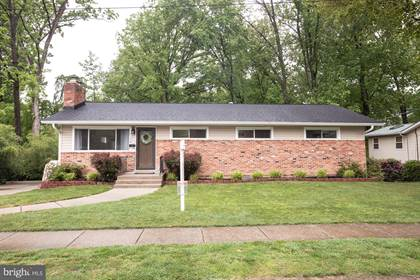 Residential Property for sale in 10136 SPRING LAKE TERRACE, Fairfax, VA, 22030