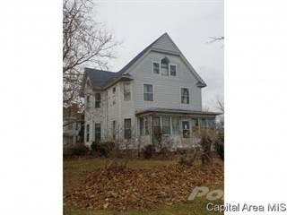 Residential Property for sale in 330 S. Irvine St, Kirkwood, IL, 61447