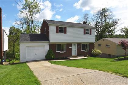 Residential Property for sale in 975 Vallevista Ave, Castle Shannon, PA, 15234
