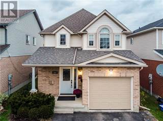 Single Family for sale in 86 Blue Lace Crescent, Kitchener, Ontario