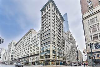 Condo for sale in 6 East Monroe Street 703, Chicago, IL, 60602