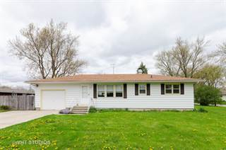 Single Family for sale in 518 E. Van Buren Street, Marengo, IL, 60152