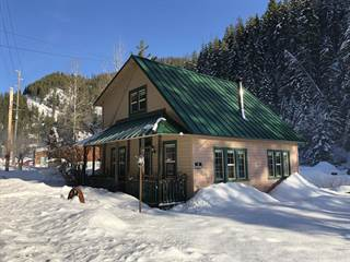 Single Family for sale in 3378 Burke Rd, Wallace, ID, 83873