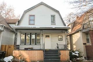 Multi-family Home for sale in 5277 Tarnow Street, Detroit, MI, 48210