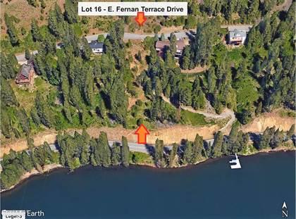 Lots And Land for sale in Lot16 E Fernan Terrace Dr, Coeur d'Alene, ID, 83814