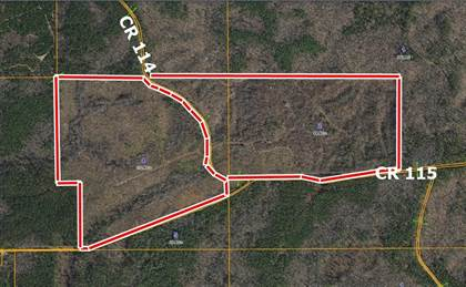Lots And Land for sale in CR 114, Houlka, MS, 38850