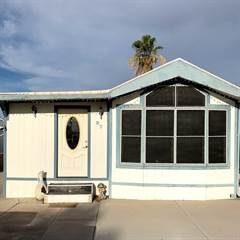 Residential Property for sale in 5707 E 32 ST Lot 97, Yuma, AZ, 85365