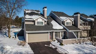 Townhouse for sale in 2425 Upland Lane N E, Plymouth, MN, 55447