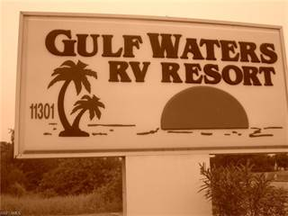 Land for Sale Gulf Waters RV Resort, FL - Vacant Lots for Sale in