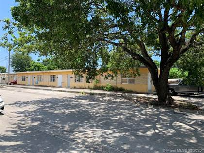 Multifamily for sale in 6301 NW 2nd Pl, Miami, FL, 33150