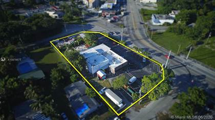 Commercial for sale in 11720 NE 2nd Ave, Miami, FL, 33161
