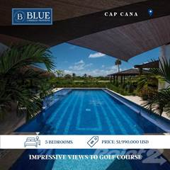Residential Property for sale in AMAZING LUXURIOUS VILLA IN CAP CANA, Cap Cana, La Altagracia