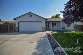 Single Family for sale in 343 W. Whitetail Ct , Kuna, ID, 83634