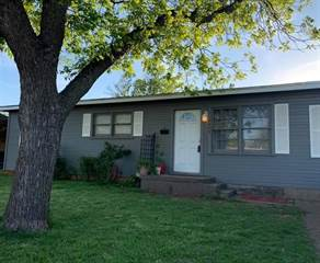Single Family for sale in 2402 N Mockingbird Lane, Abilene, TX, 79603