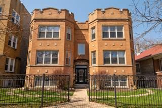 Condo for sale in 5330 North SAWYER Avenue 1, Chicago, IL, 60625
