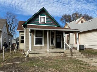 Single Family for sale in 1516 Spann Avenue, Indianapolis, IN, 46203