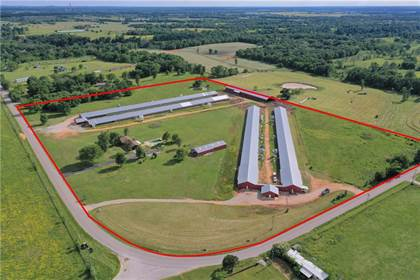 Farm And Agriculture for sale in 8893 WPA  RD, Greater Gravette, AR, 72734