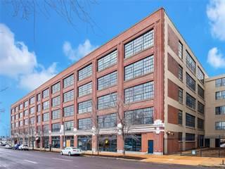 Condo for sale in 4100 Forest Park Avenue 424, Saint Louis, MO, 63108