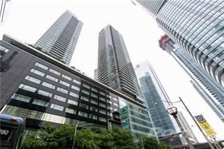 Apartment for sale in 55 Bremner Blvd Toronto Ontario M5J0A6, Toronto, Ontario