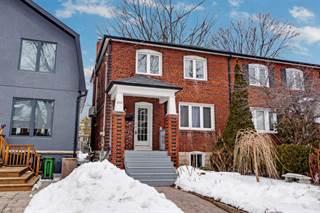 Residential Property for sale in 654 Balliol Street, Toronto, Ontario, M4S 1E7
