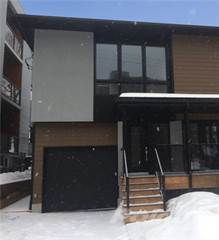 Single Family for rent in 548 GUY STREET UNIT#A, Ottawa, Ontario