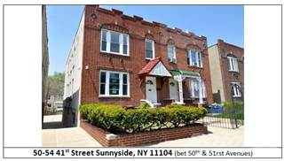 Townhouse for sale in 50-54 41st Street Reno'd 3Fam w 5 Car Parking, Sunnyside, NY, 11104