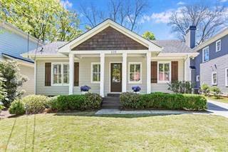 Single Family for sale in 108 Spring St, Decatur, GA, 30030