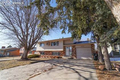 Residential Property for sale in 4922 Wagon Master Drive, Colorado Springs, CO, 80917