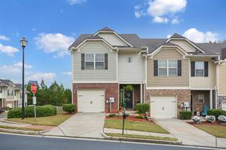 Townhouse for sale in 77 Burns View Court, Lawrenceville, GA, 30044
