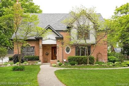 Residential Property for sale in 483 SUFFIELD Avenue, Birmingham, MI, 48009