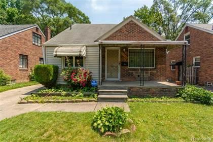 Residential Property for sale in 18950 KENTFIELD Street, Detroit, MI, 48219