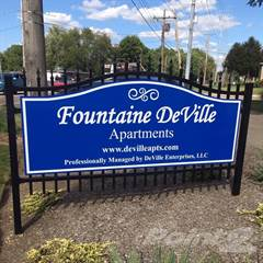 Apartment for rent in Fountaine DeVille, Greater North Canton, OH, 44705