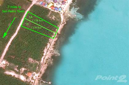 Lots And Land for sale in Esperanza Beachfront, Ambergris Caye, Belize