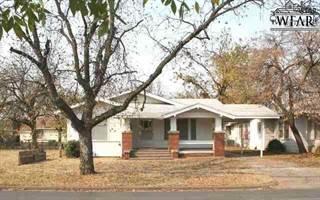 Single Family for sale in 1710 MONROE STREET, Wichita Falls, TX, 76309