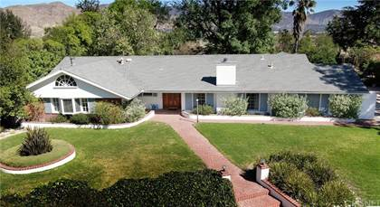 Residential Property for sale in 16315 Knollwood Drive, Granada Hills, CA, 91344