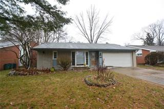Single Family for sale in 14893 PARK Street, Livonia, MI, 48154