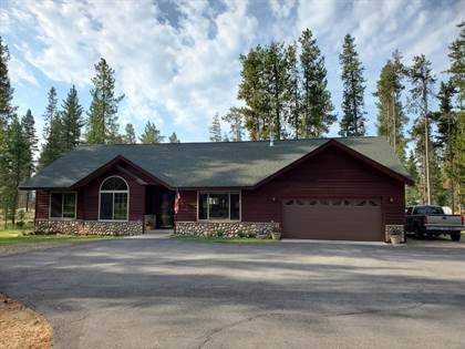 Residential Property for sale in 601 Morrell Creek Drive, Seeley Lake, MT, 59868
