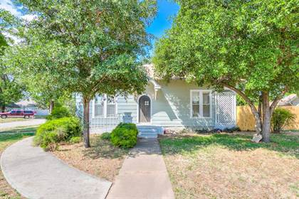 Residential Property for sale in 808 N 8th St, Ballinger, TX, 76821