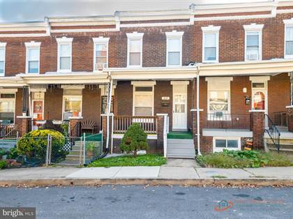 Residential Property for rent in 637 E 29TH STREET, Baltimore City, MD, 21218