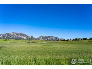 Farm And Agriculture for sale in 1019 S Foothills Hwy, Boulder, CO, 80305