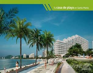 Apartment for sale in Venta de apartamentos de lujo frente al mar en Santa Marta, Santa Marta, Magdalena