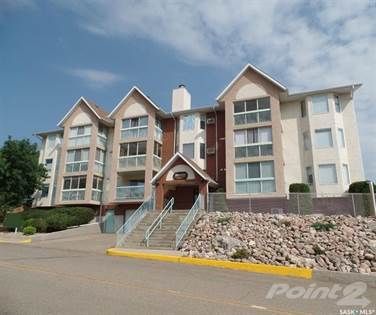 Condominium for sale in 62 24th STREET 203, Battleford, Saskatchewan, S0M 0E0