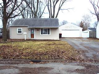 Single Family for sale in 1352 SUNSET Drive, Rantoul, IL, 61866