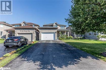 Single Family for sale in 48 LIVIA HERMAN Way, Barrie, Ontario, L4M6X1