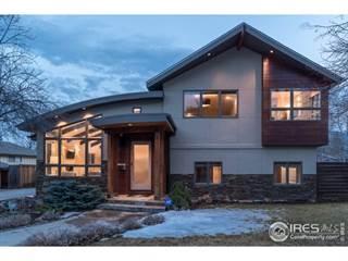 Single Family for sale in 1830 Elder Ave, Boulder, CO, 80304