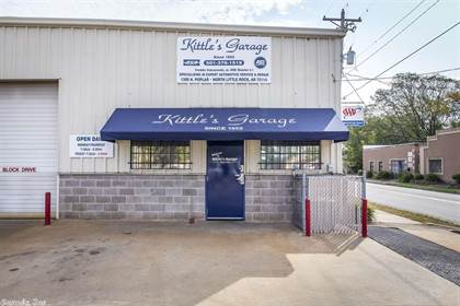 Commercial for sale in 1300 Poplar, North Little Rock, AR, 72114