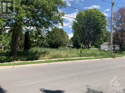 Vacant Land for sale in 87 BECKWITH STREET E, Perth, Ontario, K7H1C3