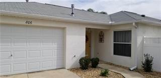 Residential Property for sale in 806 GAFFNEY STREET, The Villages, FL, 32162