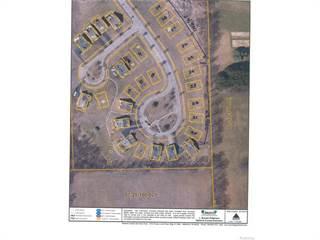 Land for sale in 00 VILLAGE COURT, Springfield Township, MI, 48350