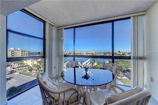Condo for sale in 800 S GULFVIEW BOULEVARD 604, Clearwater, FL, 33767
